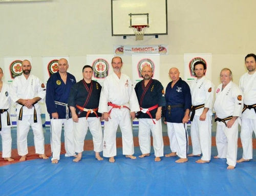 Evenement Ju Jitsu